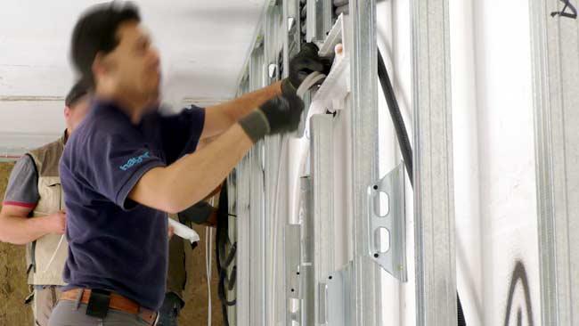 Impianto elettrico di casa for Schema impianto elettrico casa